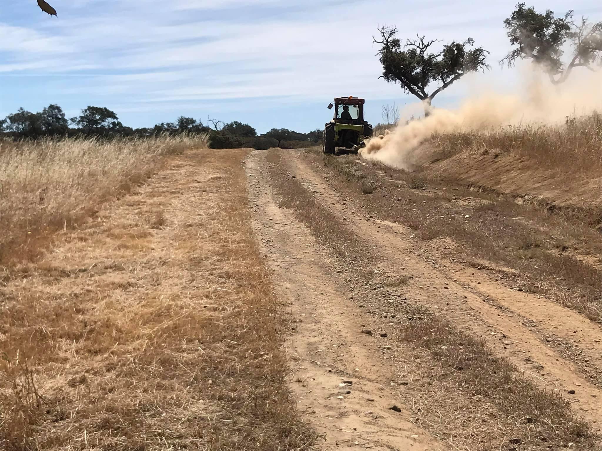 Desbroce Caminos Rurales