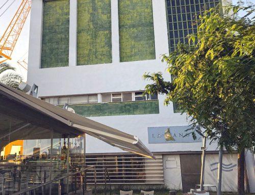 Reparación puntal edificio Expofrisa – Puerto de Huelva